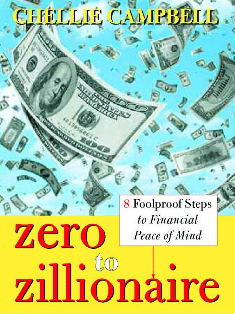 Zero to Zillionaire book cover