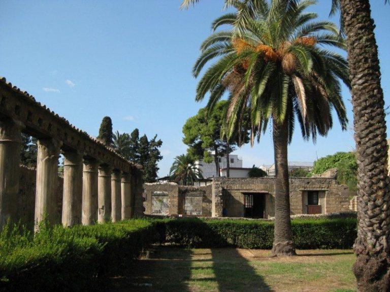 Roman Villa at Herculaneum