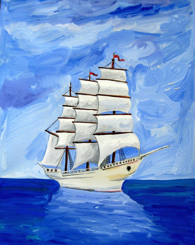 Ship-astronira